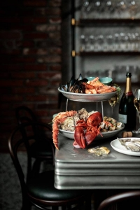 Brasserie Fritz Seafood counter